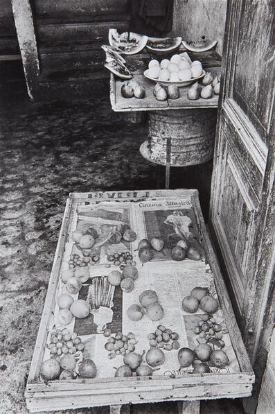 Henri Cartier-Bresson, 'Tivoli, Italy', 1933-printed later
