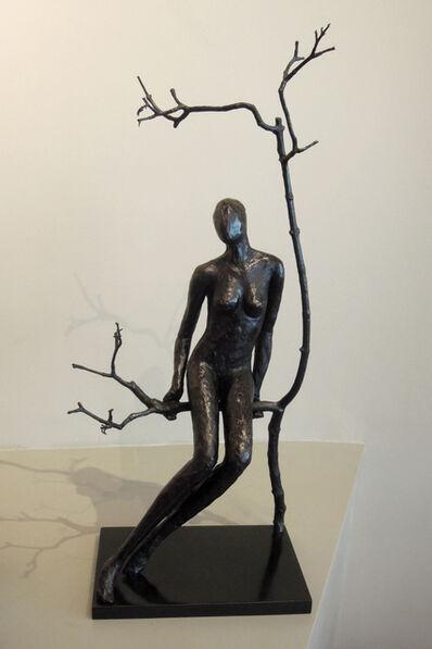 Caroline D'Andlau Hombourg, 'Massai Sitting'