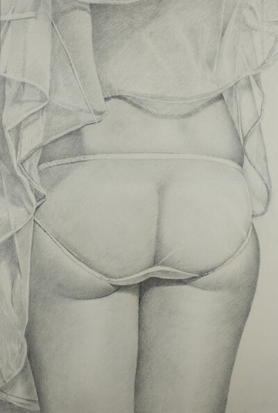 John Kacere, 'Woman from the Back', 1978