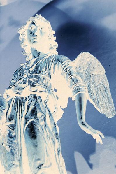 Akim Monet, 'Untitled (Winged Figure)', 2005