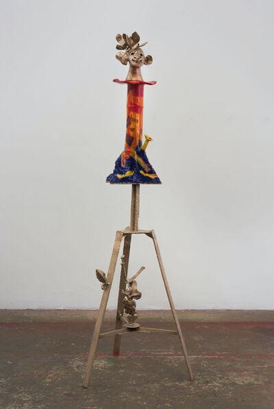 Alessandro Pessoli, 'Ape Head', 2014