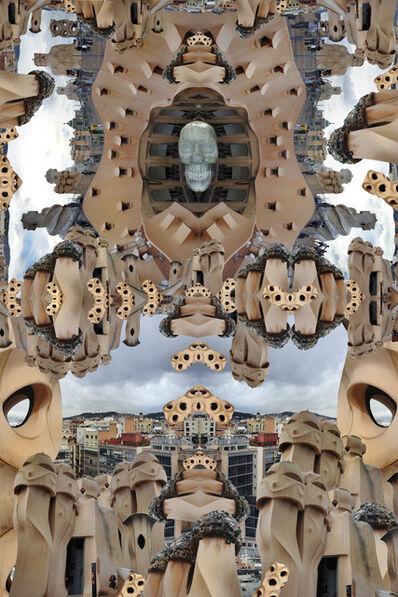 Gwen Adler, 'Gaudi Rooftop, after Constantin Brancusi', 2014