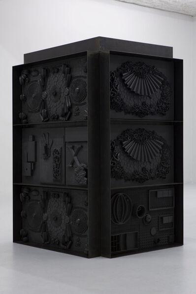 Isabelle Cornaro, 'God Box Nr. 3', 2013
