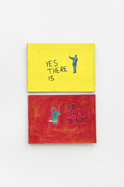 Paulo Nazareth, 'YES THERE IS - NO THERE IS NOT', 2019