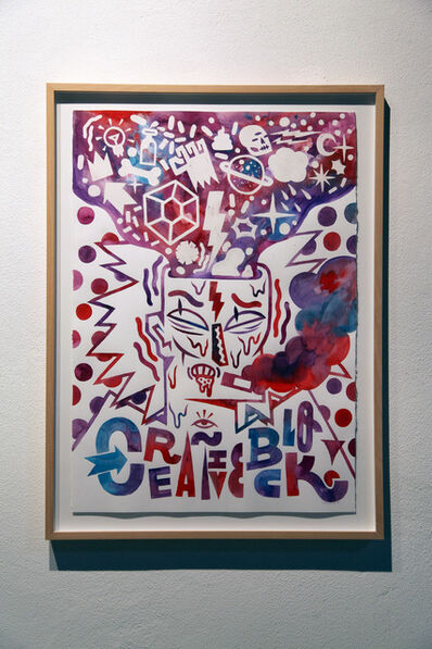AkaCorleone, 'Creative Block', 2014
