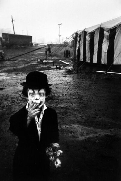 Bruce Davidson, 'The Dwarf', 1958