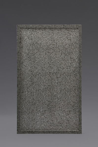 Soft Baroque, 'Granite Wall Piece', 2016