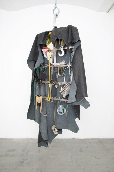 Anneliese Schrenk, 'Fleischgehänge/Leberhaken Rechteckig', 2019