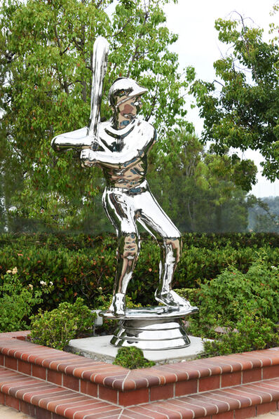 Yoram Wolberger, 'TROPHY #2 (Baseball),', 2017