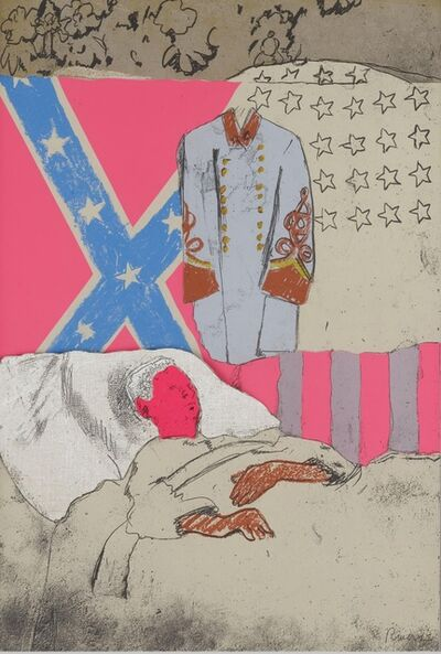 Larry Rivers, 'The Last Confederate Soldier', 1970