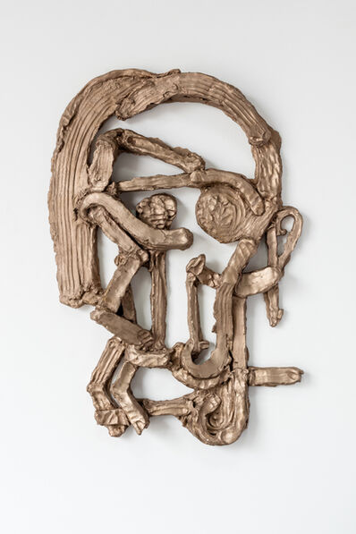 Thomas Houseago, 'Machine Mask IV', 2013