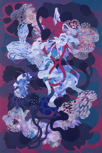 Darina Karpov, 'Floating Vibes', 2016