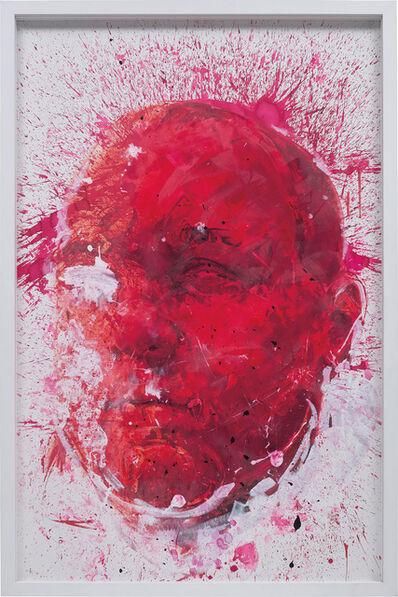 Philippe Pasqua, 'Aveugle rouge', 2007