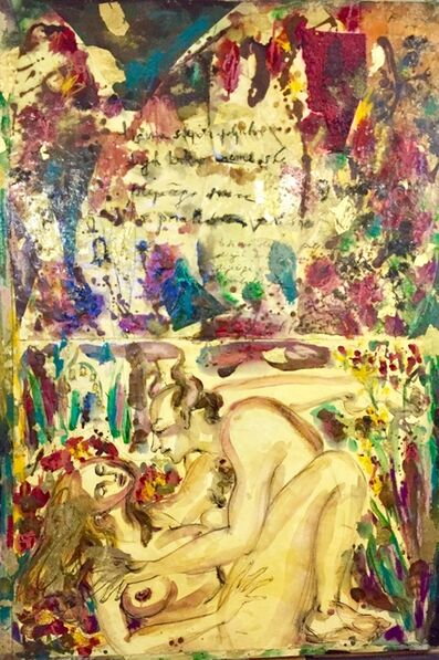 Norma de Saint Picman, 'L'Après midi d'un fawn - Intimate Diary Series', 2007