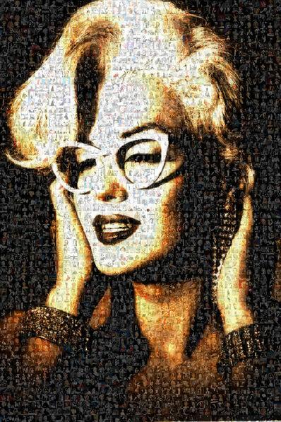 Robin Austin, 'Marilyn', 2017