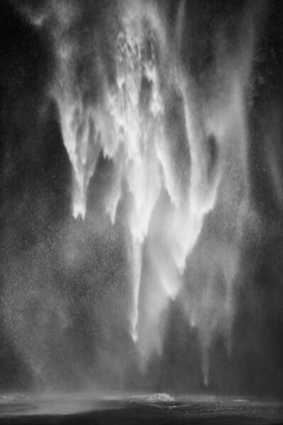 David H. Gibson, 'Light Cascade: At the Plunge Pool, 11 2247, Columbia River Gorge, Oregon'