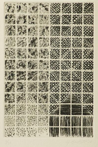 Jennifer Bartlett, 'Day and Night', 1978