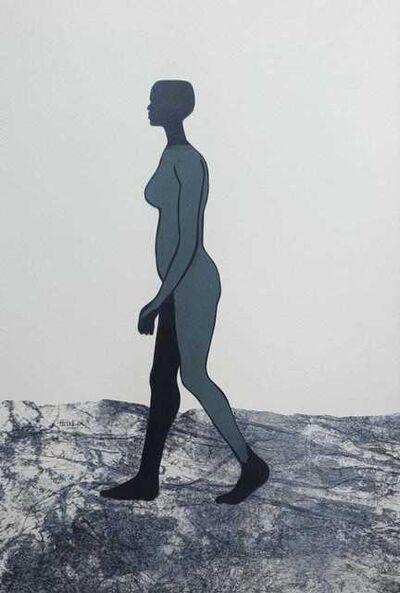 David Thuku, 'Untitled XIII (Motion)', 2019
