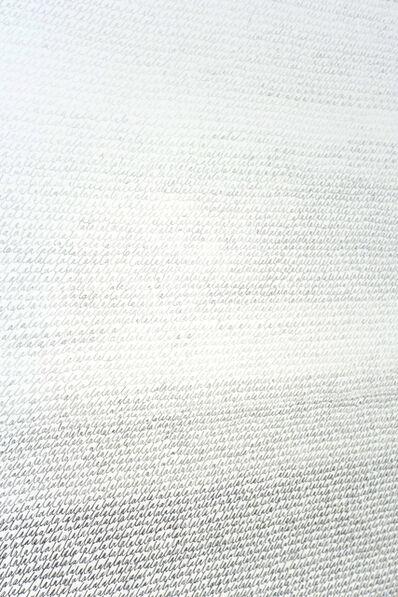 Jane Benson, 'lalala landscape IV (detail)', 2015