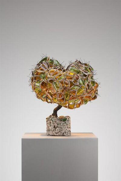 Nacho Carbonell, 'Broken Mixed Glass Bonzai', 2019