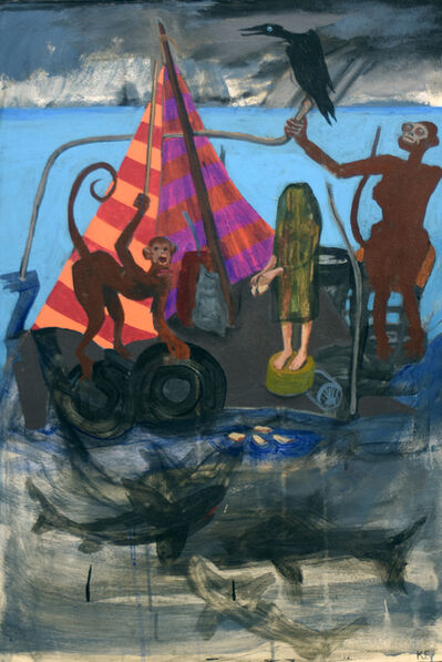 Ke Francis, 'Bread On Water', 2010