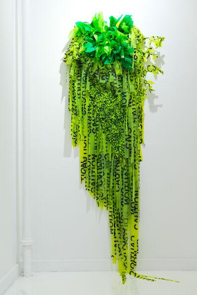 Borinquen Gallo, 'Green Unplugged', 2017