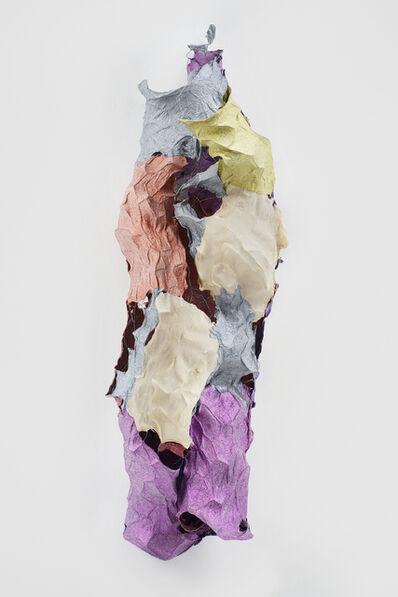 Lynda Benglis, 'Embrazos', 2016-2017