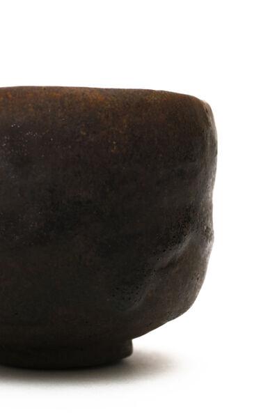 Kohei Nakamura, 'Black Raku tea bowl', 2017