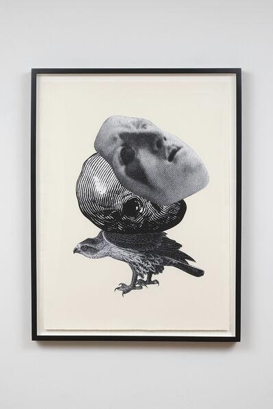 Jakob Kolding, 'Depressed Eagle', 2015