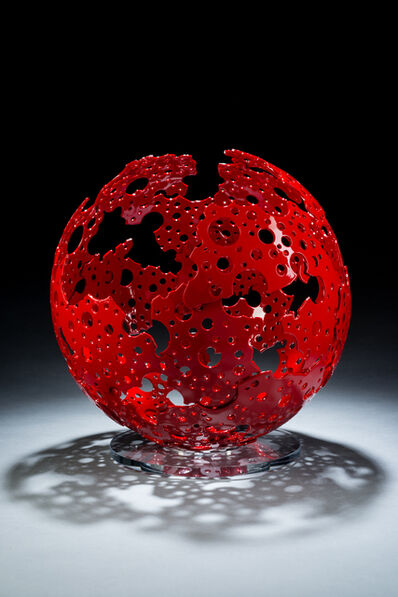 Michael Enn Sirvet, 'Red Shadow Sphere', 2016
