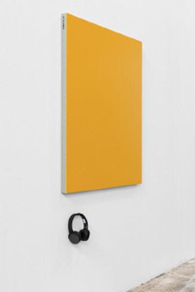 Julião Sarmento, 'A Very Literal Work (Carmen McRae)', 2019