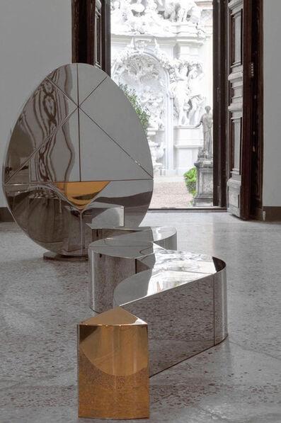 Camilla Ancilotto, 'Ab Ovo Egg (Steel)', 2020