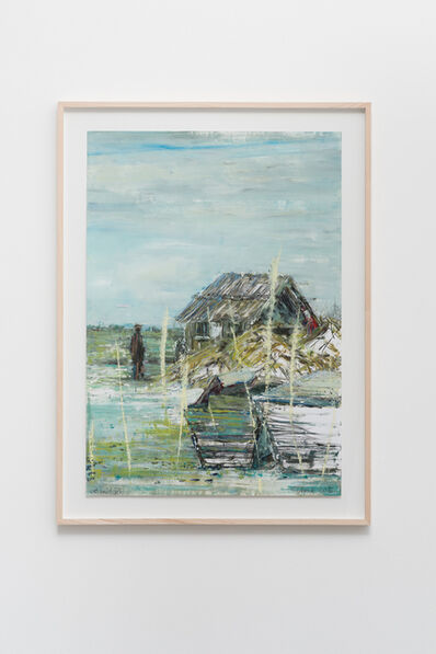 Sabine Moritz, 'Arbeit III (Work III)', 2015
