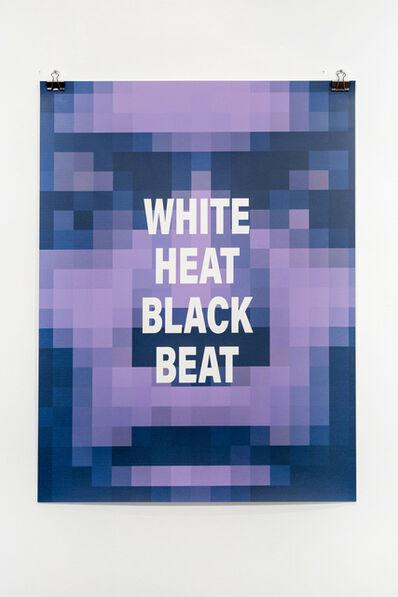 Emo de Medeiros, 'Black Heat White Beat (Miles Davis)', 2018