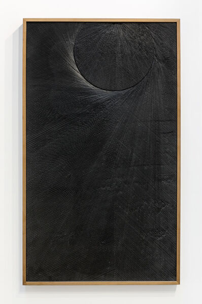 Anthony Pearson, 'Untitled (Etched Plaster)', 2018