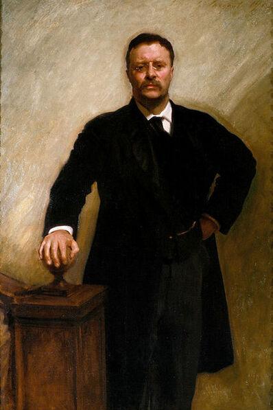 John Singer Sargent, 'Theodore Roosevelt', 1903