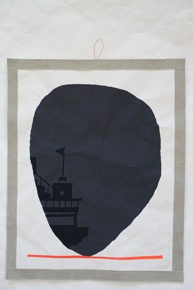 Mick Burson, 'Ship in the night 1 and 4', 2019