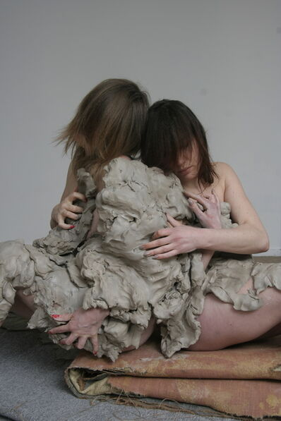 Melanie Bonajo, 'Herstories of the (Social) Naked Body - Fallen Sculpture', 2012