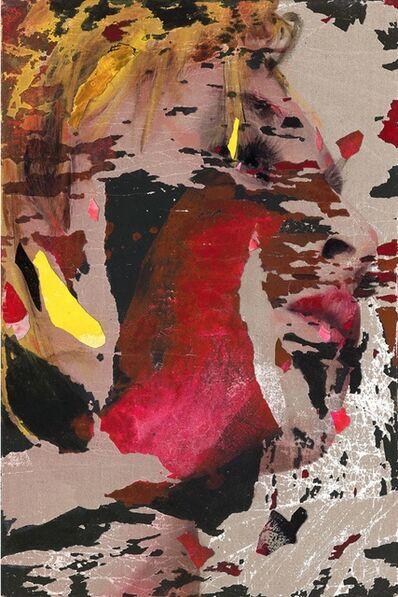 Lita Cabellut, 'Anne', 2020