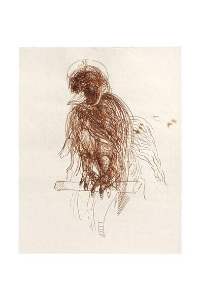 Judy Glantzman, 'Bird', 2009