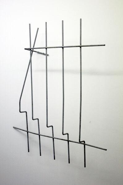 Nuno Sousa Vieira, 'Não consigo dobrar o plano sem o perder #1', 2014