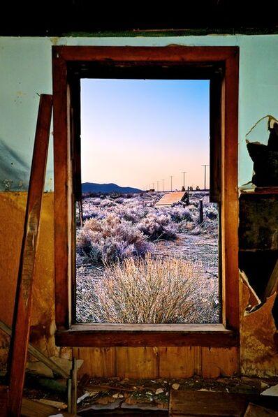 Osceola Refetoff, 'Persistent Horizon - Olancha, California', 2016