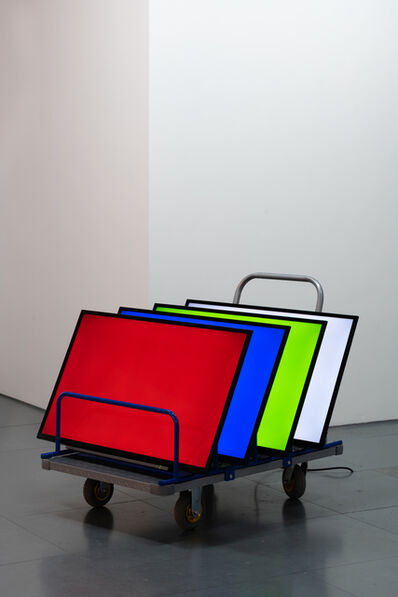 Tao Hui 陶輝, 'Screen as Display Body 屏幕作為展示主體', 2019