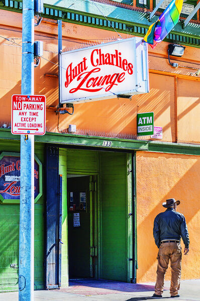 Mitchell Funk, 'Aunt Charlies Lounge Tenderloin,  San Francisco', 2019