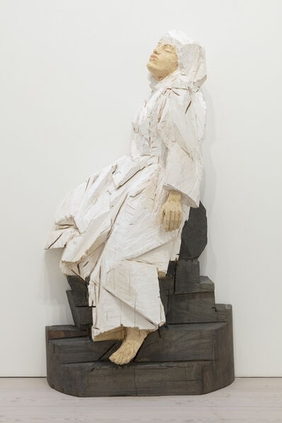 Stephan Balkenhol, 'Teresa', 2018