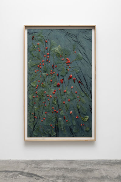 Julie Lænkholm, 'Fields of poppyflowers', 2020