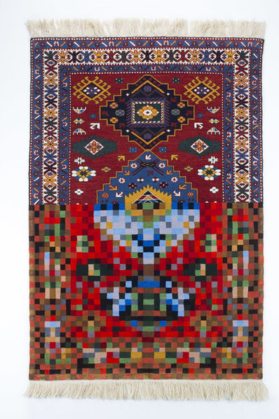 """Faig Ahmed, 'Tradition in Pixel """"Special edition""""', 2010"""