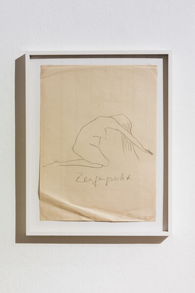 Ulrike Rosenbach, 'Zeugungsakt', 1980