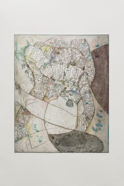 Volker Hüller, 'Flowers And Snakes VI, v.II', 2016