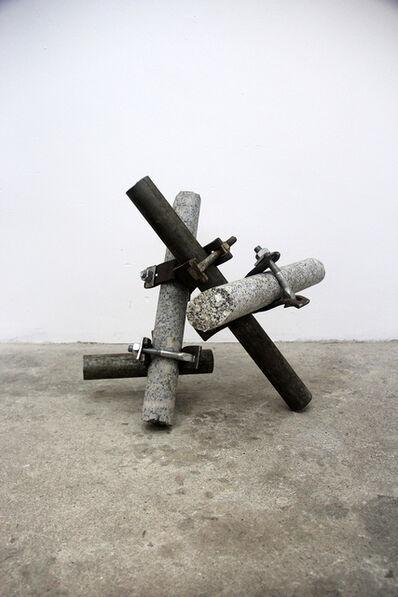 Daniel de Paula, 'Inseparable spacial structure ', 2016